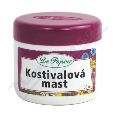 Dr.Popov Kostivalová mast 50ml