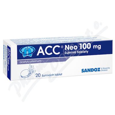 ACC 100 NEO 100mg tbl.eff.20x100mg