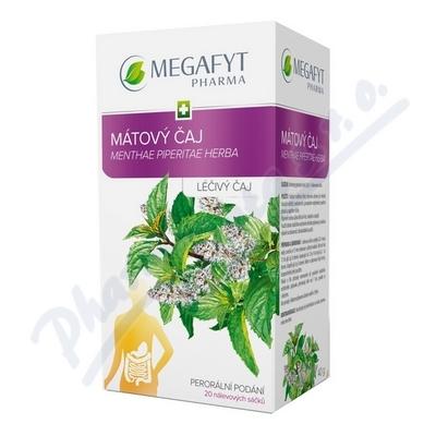 Megafyt Mátový čaj por.spc.20x2gm