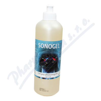 Sonogel na ultrazvuk 500ml Steriwund