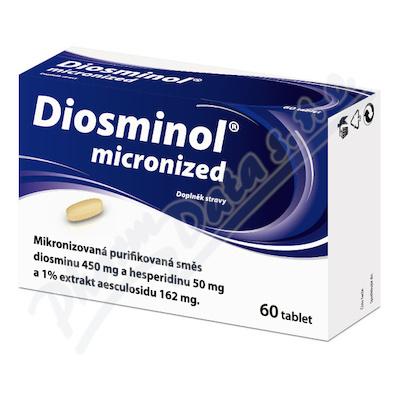 Diosminol micronized tbl.60