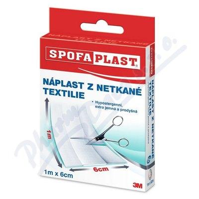 3M Spofaplast Náplast z netkané textil.854 1mx6cm