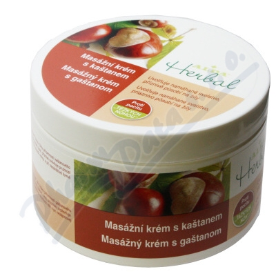 Alpa Herbal krém kaštan 250ml
