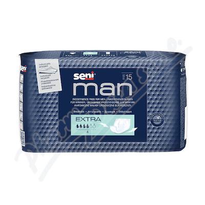Seni Man Extra 15ks inkont.pomůcky
