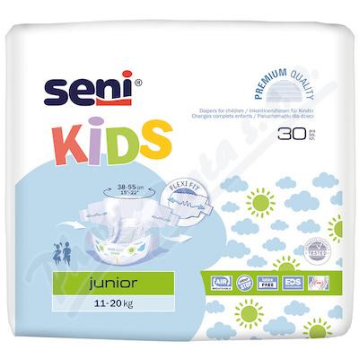 Seni Kids Junior plenkové kalhotky 11-20kg 30ks