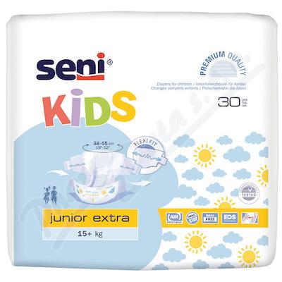 Seni Kids Junior Extra plenko.kalhotky 15+ 30ks