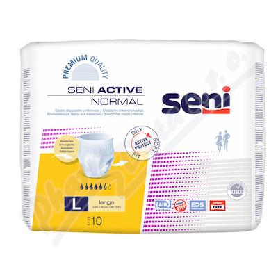 Seni Active Normal Large 10ks ink. plenk. kalhotky