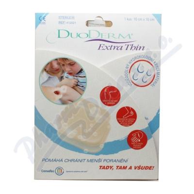 Duoderm Extra-Thin 10x10cm 1ks