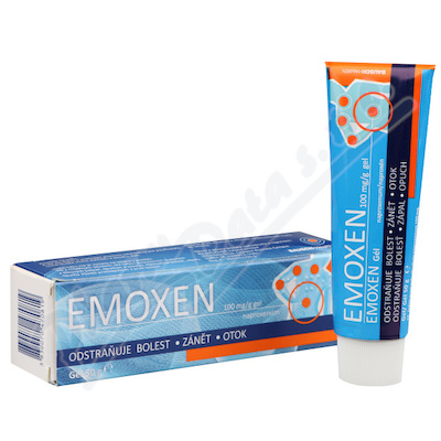 Emoxen 100mg/g gel 50g