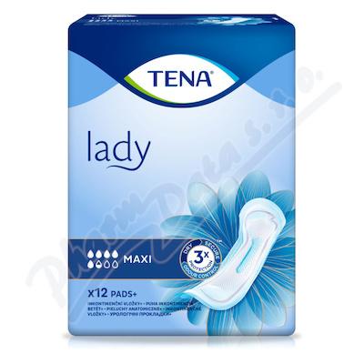 TENA Lady Maxi ink.vložky 12ks 760931