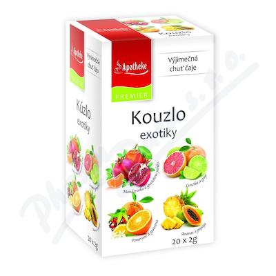 Apotheke Kouzlo exotiky 4v1 20x2g