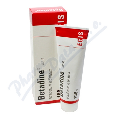 Betadine drm.ung.1x100g 10%