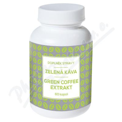 NATURVITA Zelená káva cps.60