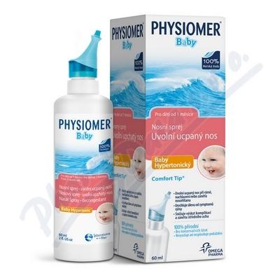 Physiomer Baby hypertonic 60ml