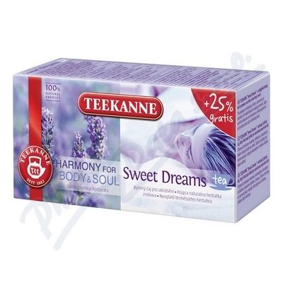 TEEKANNE Harmony for Body&Soul Sweet Dreams20x1.7g