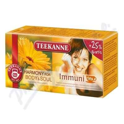 TEEKANNE Harmony for Body&Soul Immuni Tea 20x2.0g