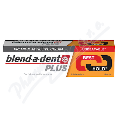 Blend-a-Dent upev.krém Plus Dual Power 40g