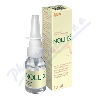 NOLLIX sprej na nosní sliznici 10ml