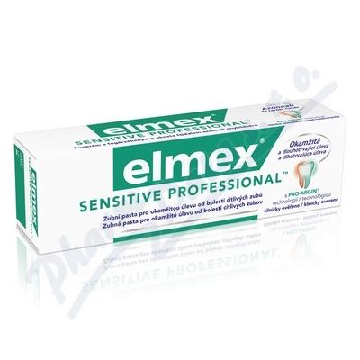 Elmex Sensitive Professional zubní pasta 75ml