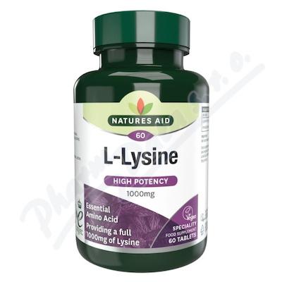 L-Lysín 1000mg tbl.60