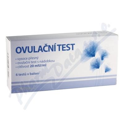 MedPharma Ovulační test 20mlU/ml 6ks