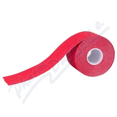 Trixline Kinesio tape 5cmx5m červená 1ks