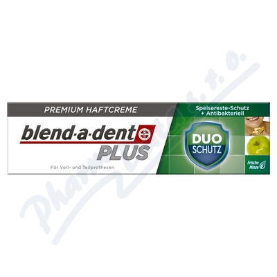 Blend-a-Dent upev.krém Plus Dual Protection 40g