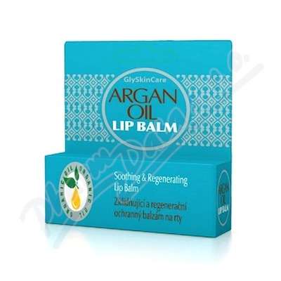 Biotter balzám Argan Oil Lip Balm 4.9g