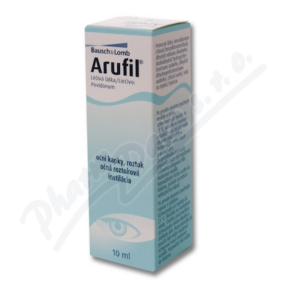 Arufil 20mg/ml oph.gtt.sol.1x10ml II