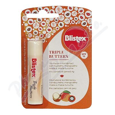 Blistex Triple Butters 4.25g