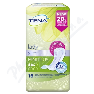 TENA Lady Slim Mini Plus ink.vložky 16ks 760316