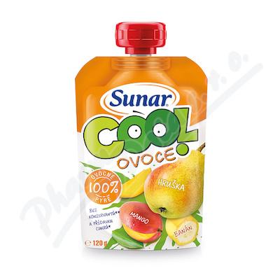 Sunar Cool ovoce hruška mango banán 120g