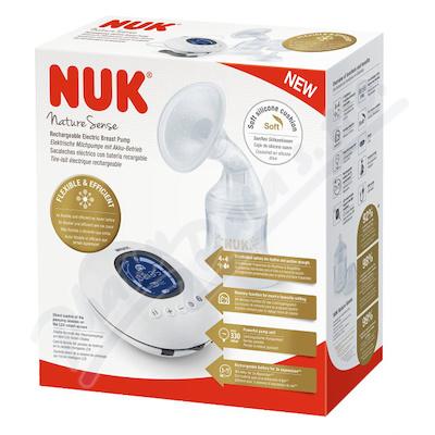 NUK Elektrická Prsní pumpa Nature Sense 252130