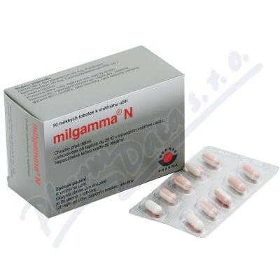 Milgamma N por.cps.mol.50