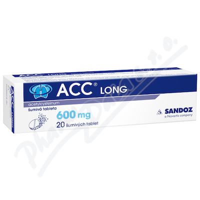ACC Long 600mg tbl.eff.20x600mg