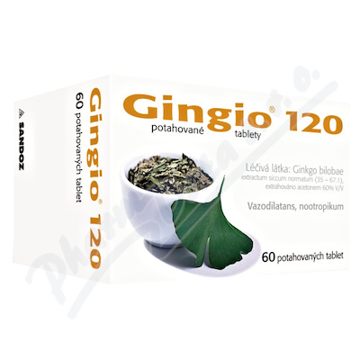 Gingio 120mg tbl.flm.60x120mg