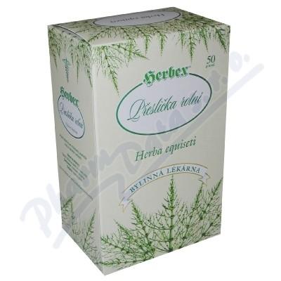 HERBEX Přeslička rolní čaj sypaný 50g