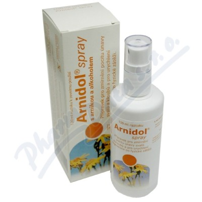 Arnidol spray drm.spr.sol. 1x100ml