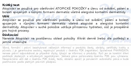 Atopiclair crm.1x40ml