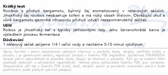 LEROS Čajovna Rooibos n.s.20x2g