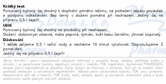 HERBEX Bylinná směs na průdušky n.s.20x3g
