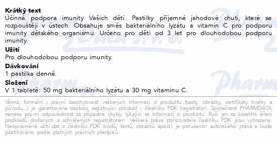GS Imunostim Junior tbl.20