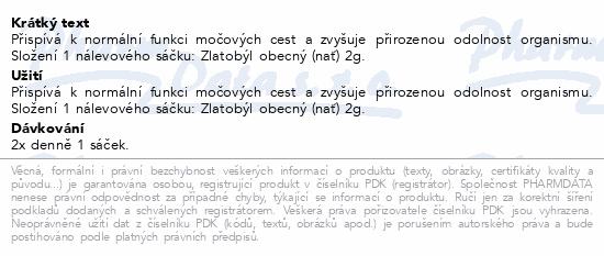 HERBEX Zlatobýl obecný n.s.20x2g