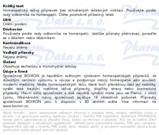Poumon Histamine 9CH gra.4g