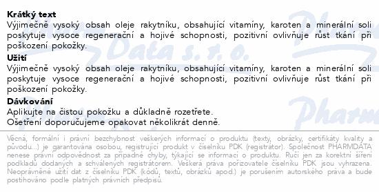 INDULONA Rakytníková krém na ruce 50ml